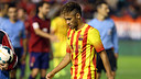 Neymar, against Osasuna. PHOTO: MIGUEL RUIZ-FCB.