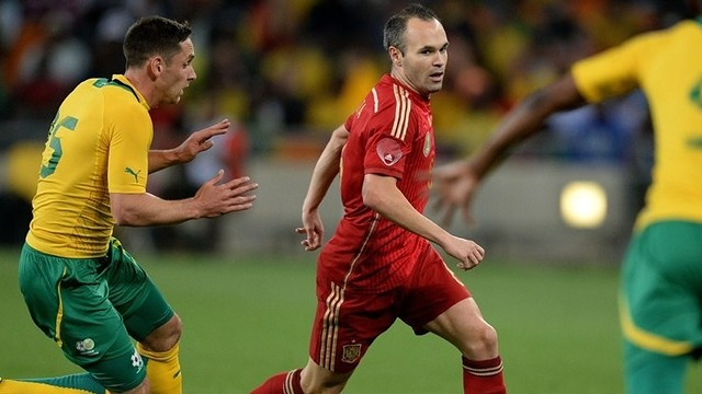 Iniesta / PHOTO: FIFA.COM