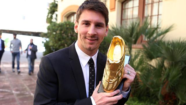 Leo Messi, en una imatge d'arxiu. FOTO: Arxiu FCB