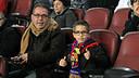 2.989 children under 8 watched the Barça-Granada game today