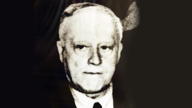 Retrato de Josep Vendrell