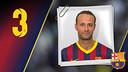Imatge oficial de Noddesbo amb la samarreta del FC Barcelona