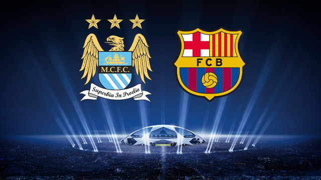 Man. City - Barcelona