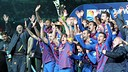 FC Barcelona won the trophy for the second time on December 18, 2011 / PHOTO: MIGUEL RUIZ-FCB