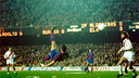 Krankl scored some spectacular goals for FC Barcelona