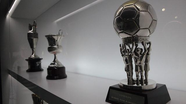 Trofeos FCB