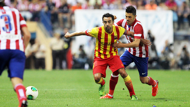 The teams already faced each other in the Supercup. PHOTO: MIGUEL RUIZ-FCB.