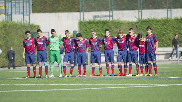 Cadet A - Lleida / FOTO: VÍCTOR SALGADO - FCB