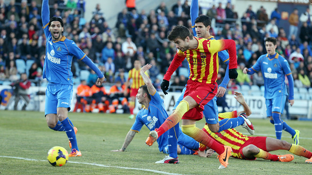 1a9762a875364 Azulgrana RoundUp  Piqué talks about his experience at La Masia ...