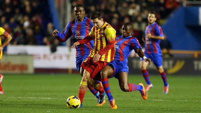 Leo Messi s