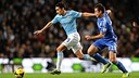 Navas during the game against Chelsea / PHOTO: Manchester City