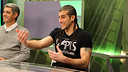 José Manuel Pinto on Barça TV / PHOTO: MIGUEL RUIZ-FCB