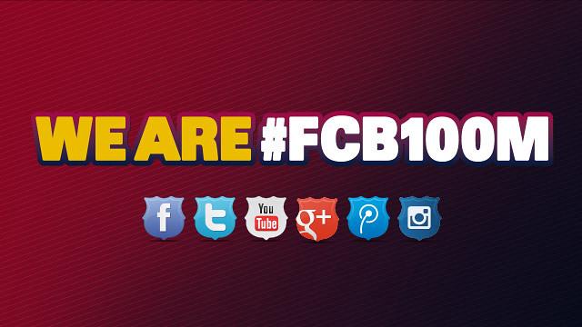 FCB 100 million