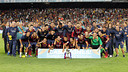 The last final won by Barça was the Spanish Supercup / PHOTO: MIGUEL RUIZ-FCB