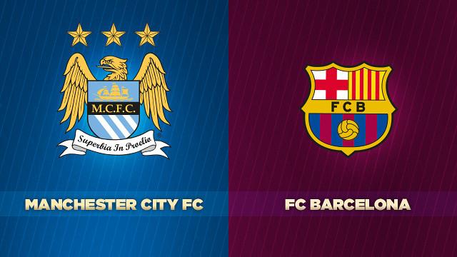 fc barcelona vs manchester city