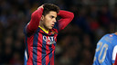 Bartra, pendant le match / PHOTO : MIGUEL RUIZ-FCB