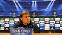 Gerardo Martino at the press conference. PHOTO: MIGUEL RUIZ - FCB