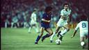 Maradona against Real Madrid / PHOTO: ARXIU FCB