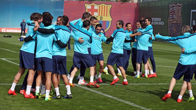Spécial Messi et FCBarcelone (Part 2) - Page 3 Pic_2014-03-25_ENTRENO_41.v1395750722