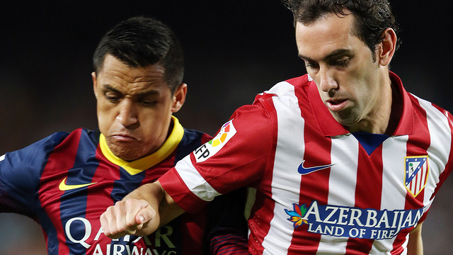 Barça and Atlético Madrid have played against each other three times this season / PHOTO: MIGUEL RUIZ-FCB