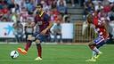 Montoya had his first start in 11 games/ PHOTO: MIGUEL RUIZ-FCB