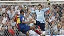 Thierry Henry at Santiago Bernabéu | PHOTO. MIGUEL RUIZ