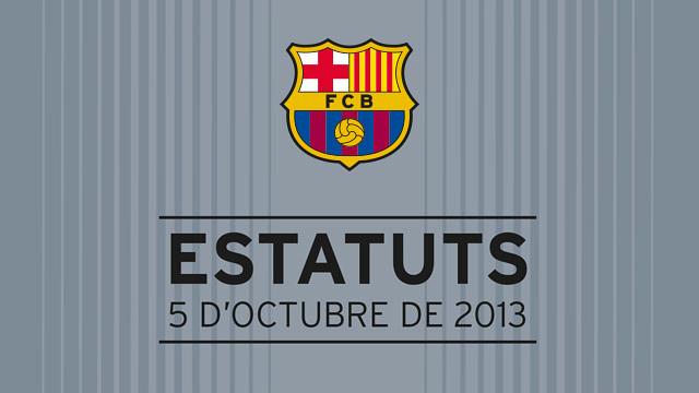 FC Barcelona Statutes