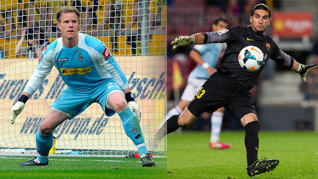 Barça sign Ter Stegen and announce Pinto's departure
