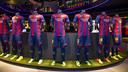 La FCBotiga ja llueix amb la nova samarreta per a la temporada 2014-15 / FOTO: VÍCTOR SALGADO - FCB