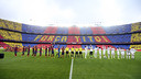 Le Tifo Força Tito / PHOTO: MIGUEL RUIZ-FCB