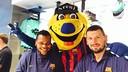 Sorhaindo and Sterbik / PHOTO:FCB
