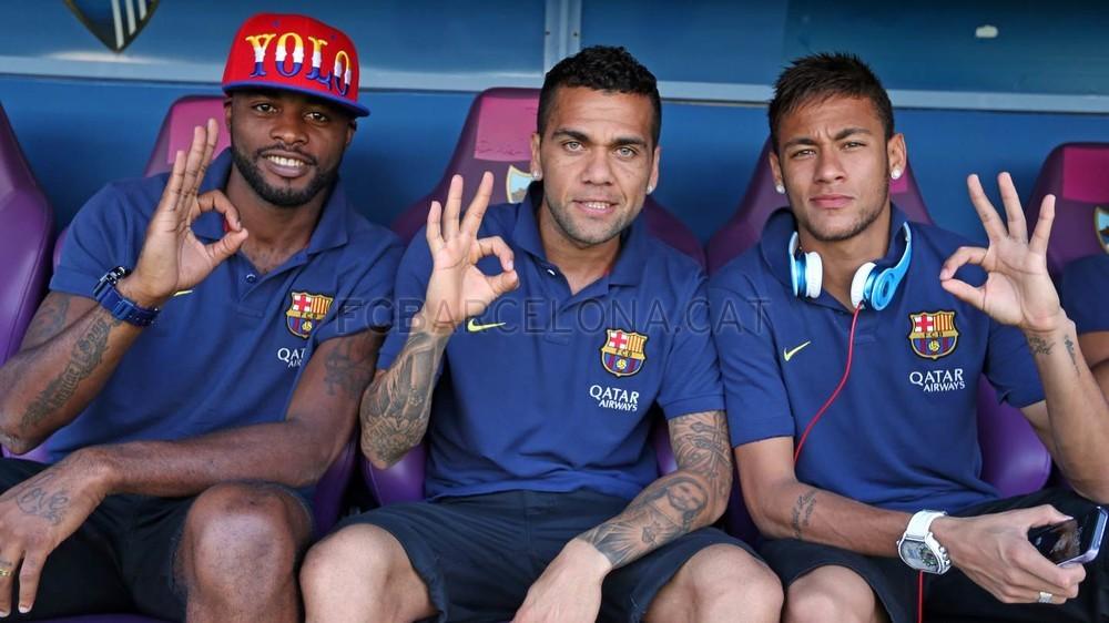 موقع برشلونة ميسي Out تشكيلة 10