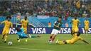 Mexico scores. FOTO: www.fifa.com