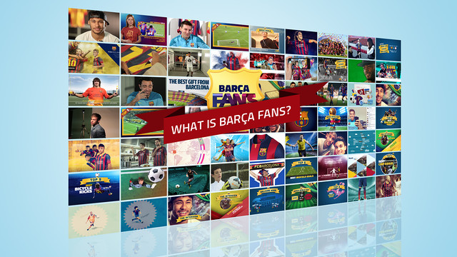 Barça Fans: The international community for Barça real fans