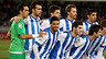 Claudio Bravo in a Real Sociedad team photo