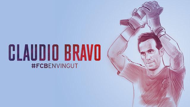 Claudio Bravo.