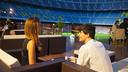 Camp Nou Lounge de noche / FOTO: FCB