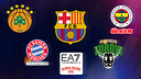 Barça's group in the Euroleague