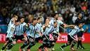 Les argentins, en demi-finale / PHOTO: FIFA.COM