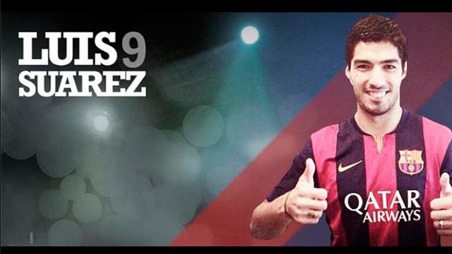 Facebook Luis Suárez