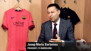 Josep Maria Bartomeu has spoken in-depth to CNN