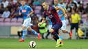 Andrés Iniesta was named second captain this week / PHOTO: MIGUEL RUIZ - FCB