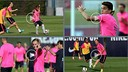 Collection of videos promoting the 2014 Gamper against Club Leon