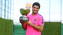 Luis Suárez will be appearing in his first Joan Gamper Trophy / PHOTO: MIGUEL RUIZ - FCB