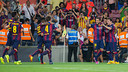 Barça v Elche (3-0). PHOTO: GERMÁN PARGA-FCB.