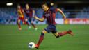 Los goles de Sandro en el futbol base FOTO: FCB