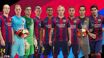 Els fitxatges del FC Barcelona 2014/15