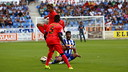 Samper and Ié featured in the road win at Alavés / PHOTO: Deportivo Alavés