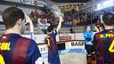 La cuarta Supercopa de España consecutiva / FOTO: VICTOR SALGADO - FCB