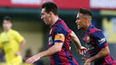 Messi, Neymar and company have a heavy load this week / PHOTO: MIGUEL RUIZ-FCB